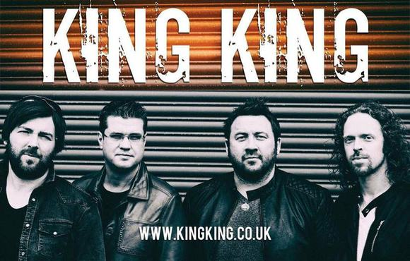KING KING - Exile & Grace (2017) inside