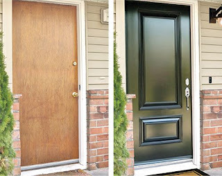 why replacing your front door can help sell your home faster