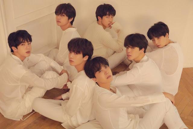 BTS's Love Yourself: Tear Group Teaser Photos 1