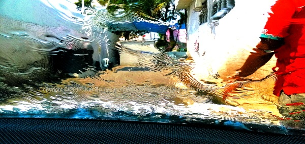 Mobile Photography, Scenes At The Car Wash 05