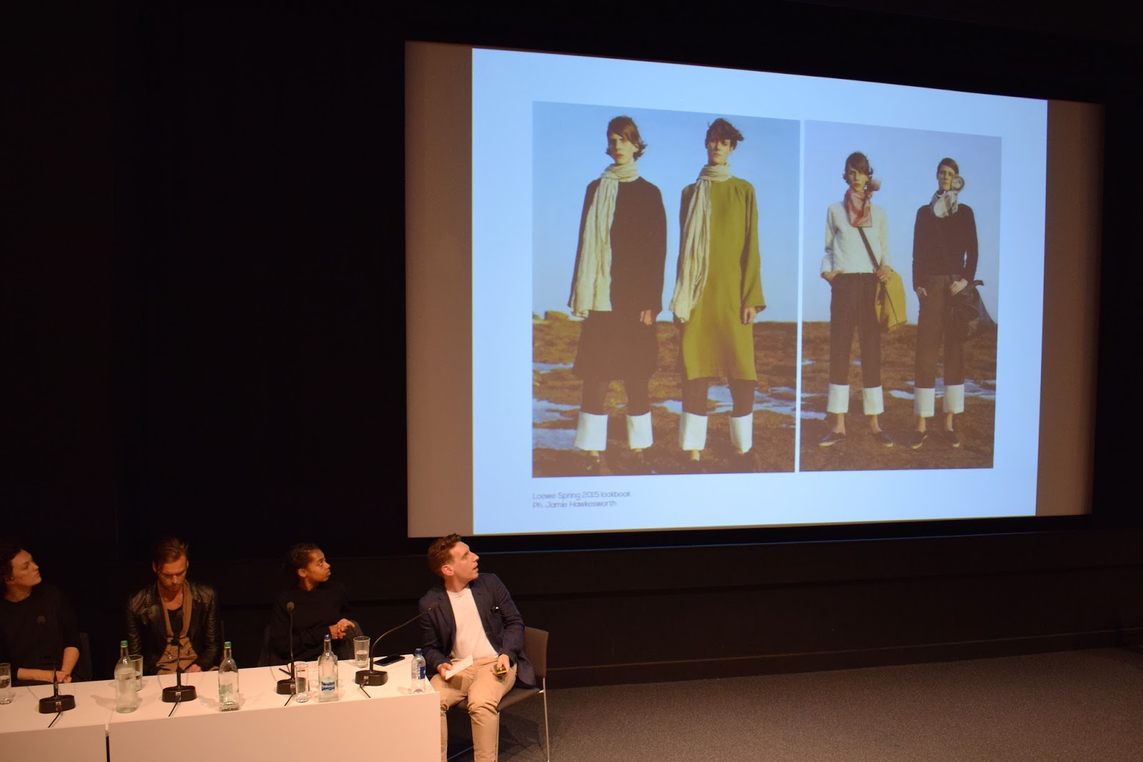 Edinburgh International Fashion Festival, gender in fashion discussion, symposium on menswear fashion