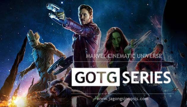 Guardians of the Galaxy Series List