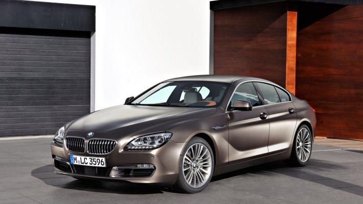 Wallpaper 5: BMW 6 Series Gran Coupe