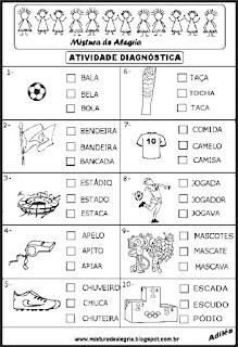 Jogos olímpicos e atividade diagnóstica