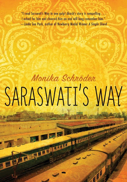 https://www.amazon.com/Saraswatis-Way-Monika-Schroder/dp/1250044200/ref=sr_1_1?ie=UTF8&qid=1485223229&sr=8-1&keywords=Saraswati%27s+Way