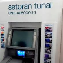 Cara Setor Tunai BNI Melalui Mesin ATM, Lengkap Dengan Gambar