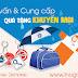 Doanh nghiệp quà tặng uy tín chất lượng , cung cấp quà tặng vận chuyển toàn quốc