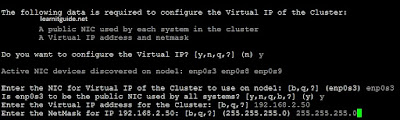 Configure two node VCS Cluster - Screenshot 9