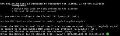 Configure two node VCS Cluster - Screenshot 9