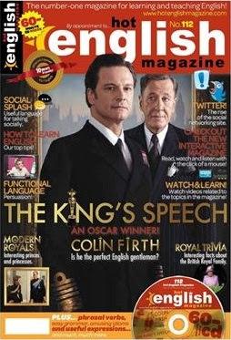 Hot English Magazine - Number 112