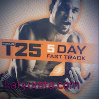 T25 fast track