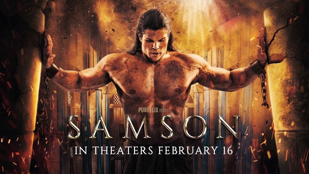 Filme evangélico Sansão