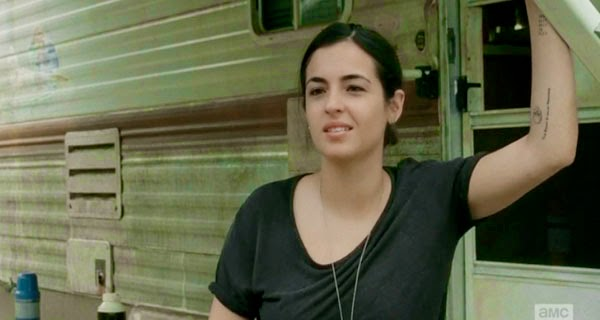Tara de The Walking Dead