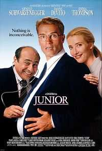Junior (1994) Hindi - English Full Movie Download 300mb Dual Audio BluRay