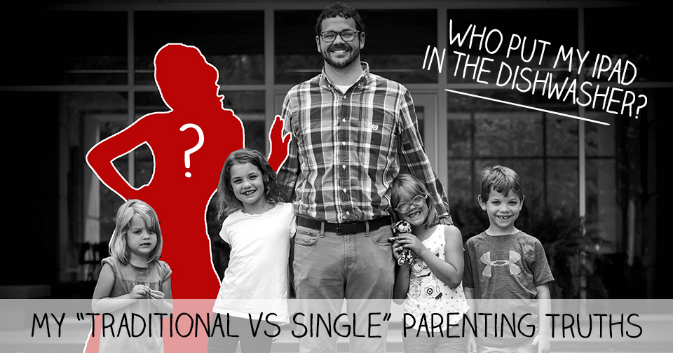 single parent vs traditional family The single parent family is the biggest change society has seen in terms of the changes in family structures one in four children is born to a single mother single parent families are generally close and find ways to work together to solve problems , such as dividing up household chores.