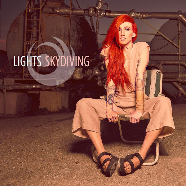 Lights - Skydiving - Single Cover