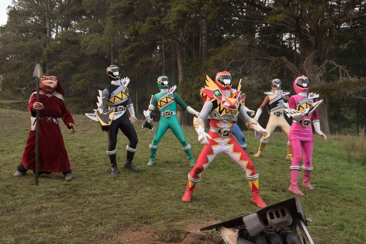 Power Ranger Invites as great invitations example