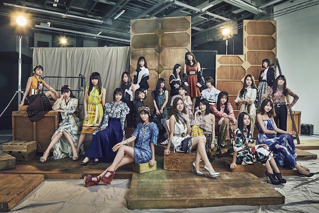 """Download Nogizaka46 3rd Album """"Umaretakara Hajimete Mita Yume"""" Full MV MP3"""
