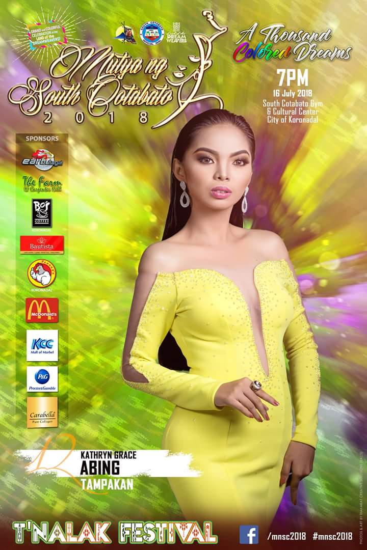 Mutya ng South Cotabato 2018 Candidates: Who will win the crown?