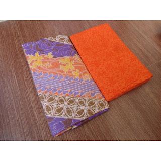 Kain Batik dan Embos 013 E