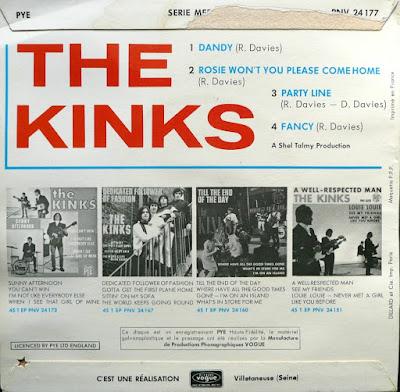 The Kinks - Dandy 7