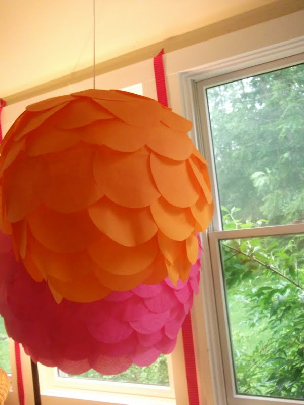 DIY | tissue paper lanterns - A Daily SomethingA Daily ...