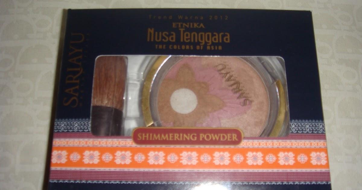 sweet macaroon: Review : Sariayu Shimmering Powder