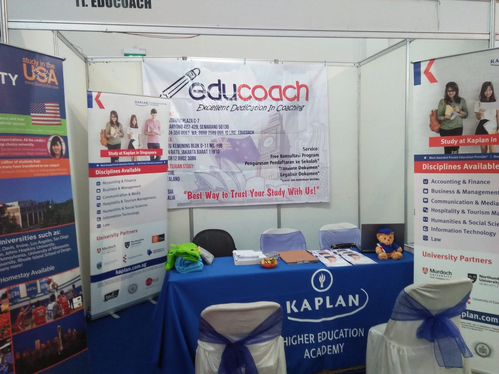 Apakah Edu Fair atau  Edu Expo Bermanfaat? | Educoach Indonesia