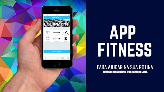 App Fitness Para Ajudar na Sua Rotina Diária
