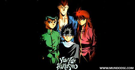 Anime Yu Yu Hakusho