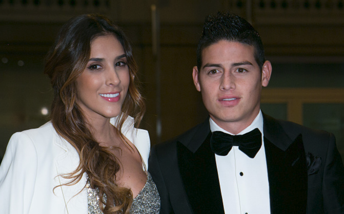 Footballer James Rodriguez divorces his wife Ospina after 7-years of Marriage