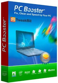 تسريع الحاسوب الى أقصى درجة TweakBit PCBooster مع التفعيل
