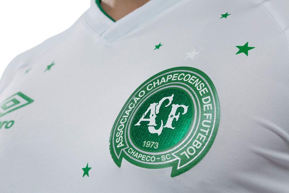 Camisas e Manias  Chapecoense - Special Edition 2017 c72c2ecbdbaf3