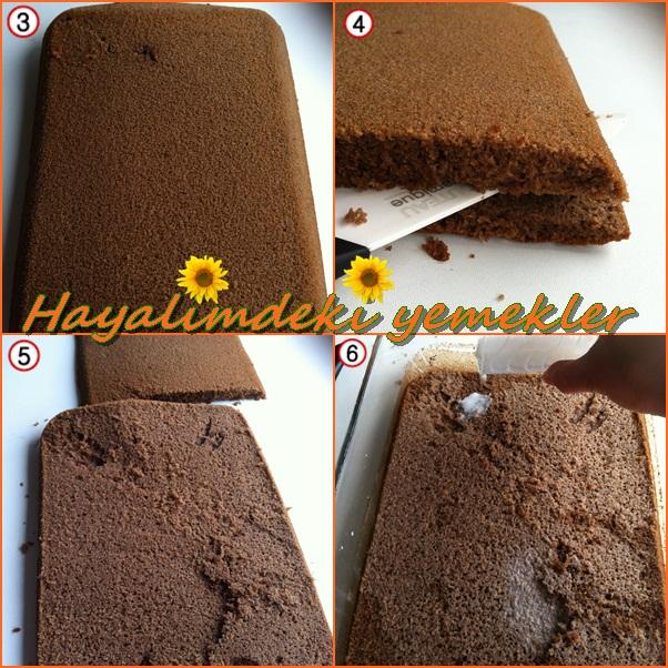Çikolatalı Browni Pasta Tarifi,resimli kek tarifleri