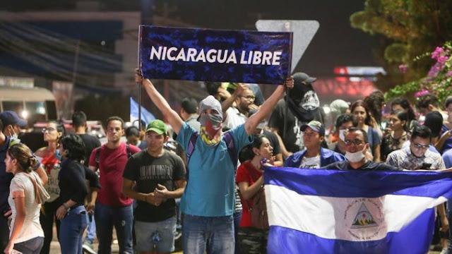 Aumenta la tensión en Nicaragua  continúan las  protestas contra el Gobierno de Ortega