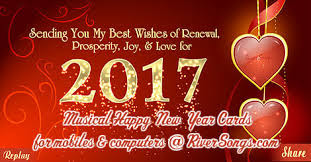 Wishes For New Year Image