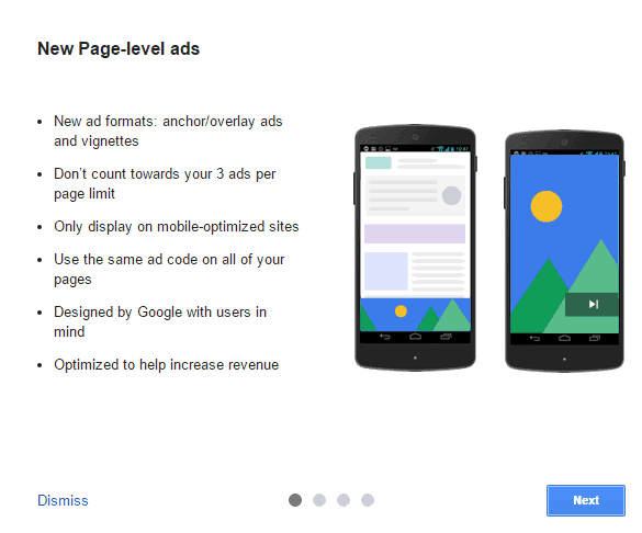 Google Adsense Introduces Page Level Ads – Everything You Need to Know