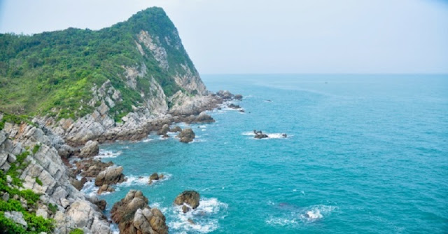 5 operation can not be ignored when Quan Lan Island tourism 3