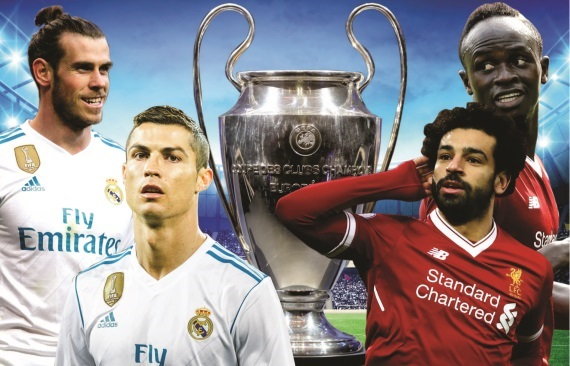 Real Madrid vs Liverpool UCL Final
