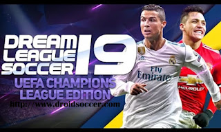 DLS 19 Mod UEFA Champions League HD Graphics Apk + Data Obb