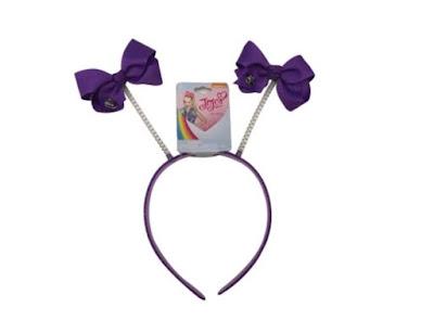 JoJo Siwa party favor-silly headbands