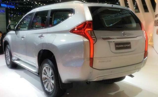 2018 Mitsubishi Pajero Redesign, Release Date
