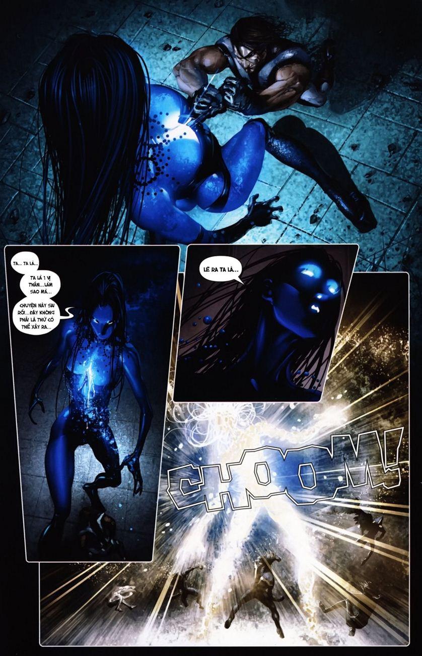X-Men Necrosha chap 13 trang 21