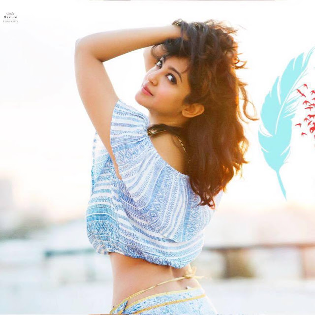 Actress Aindrita Ray Latest Hot Photos