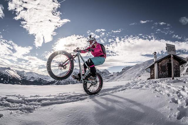 Fatbike Tour Wipptal Mountainbike