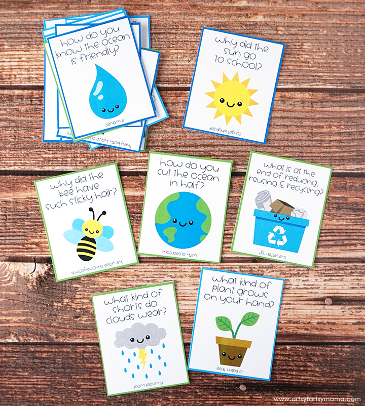 Free Printable Earth Day Jokes
