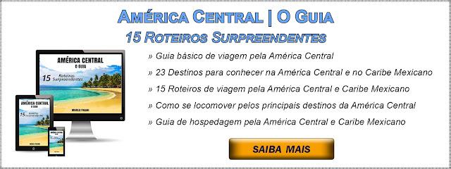 """Compre aqui o """"América Central - o guia""""!"""
