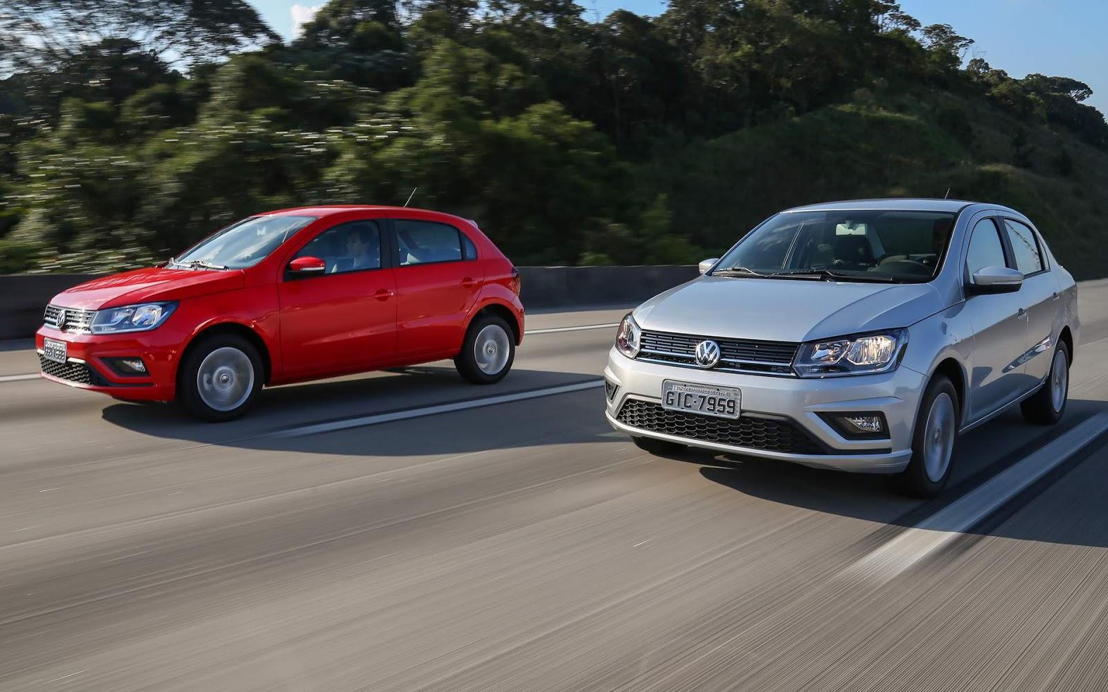 VW Gol, Voyage, Saveiro e Fox 2022 têm recall por problema no motor