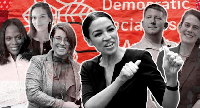 The Socialist Machine Behind Alexandria Ocasio-Cortez's Victory