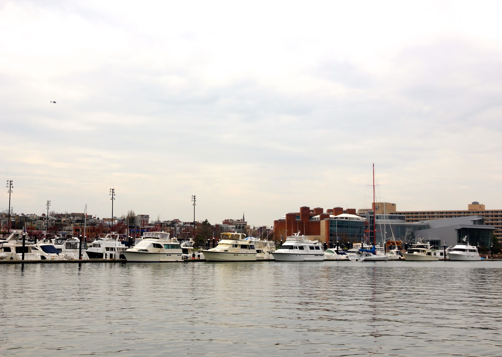 Travel Notes: Inner Harbor in Baltimore, MD